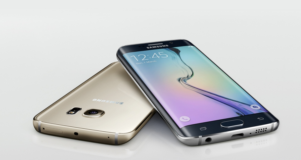 SAMSUNG GALAXY S6 Edge1