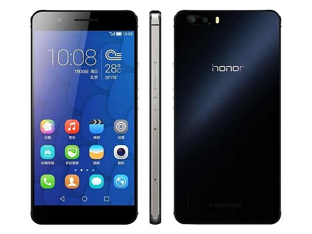 Huawei Honor 7 Vs Huawei Honor 6 Plus Comparison