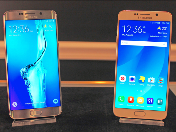Samsung Is Working On A Big Update For The Galaxy S6, Note 5, And Galaxy Edge S6