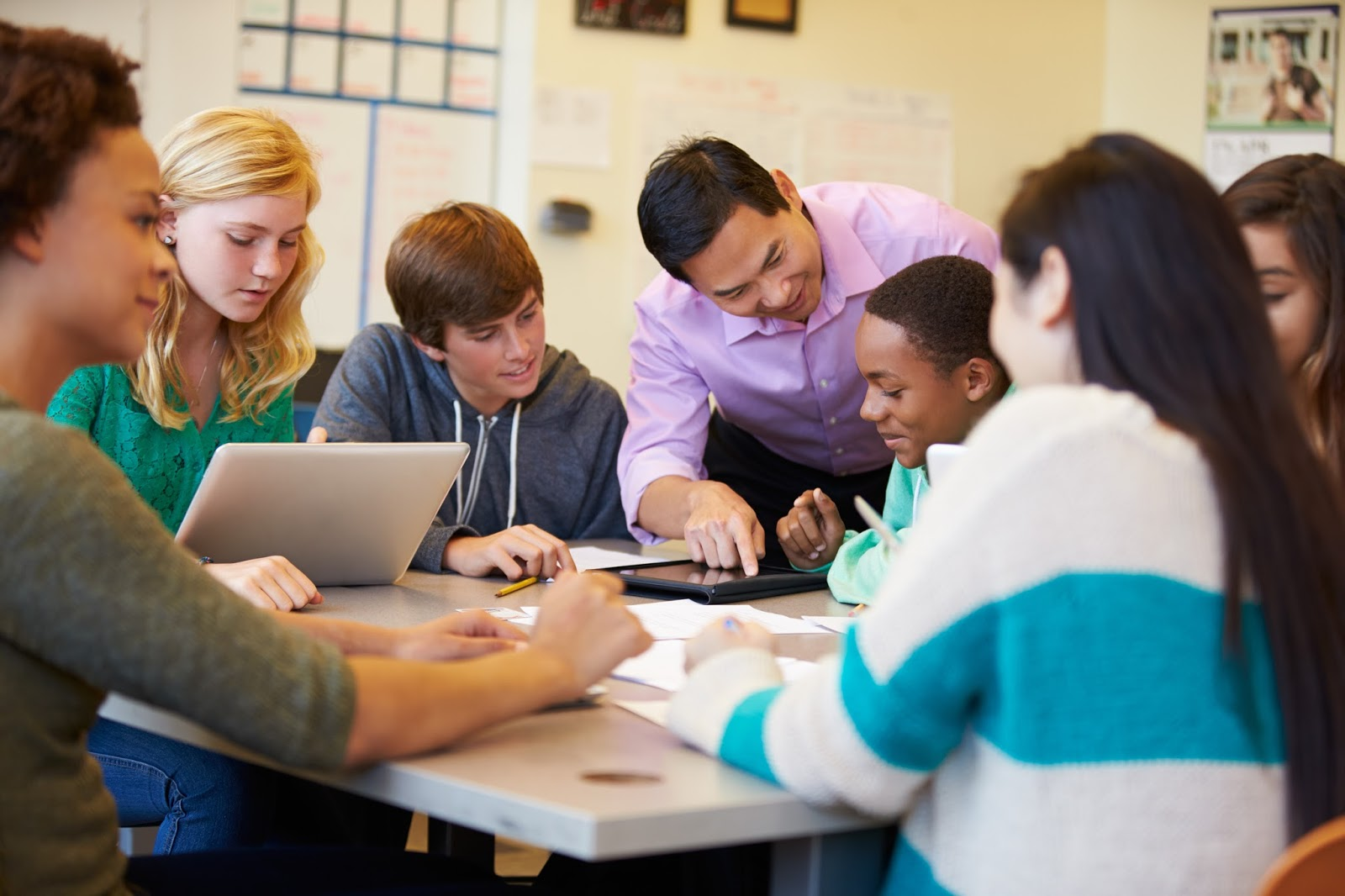Benefits Of Blended Learning For Students