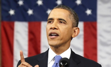Remarks by the President in the State of the Union Address