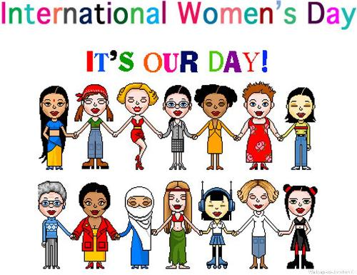 Make A Change For International Women's Day