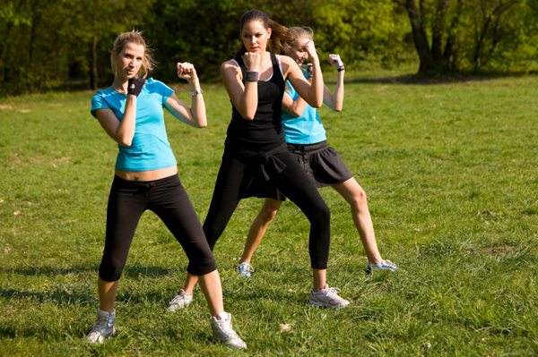 What Types Of Weight Loss Boot Camp Programs Available?