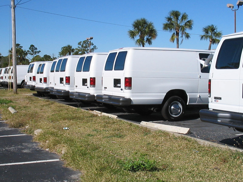 Could A Simple Van Offer Your Path To Riches