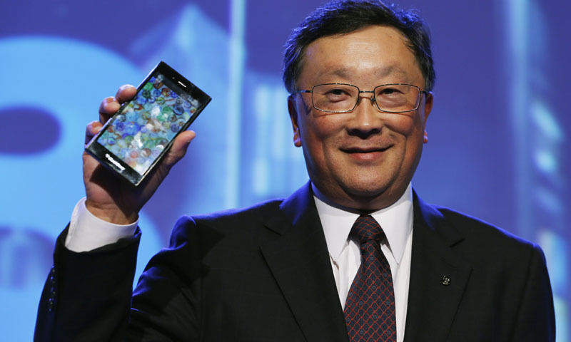 Blackberry Launches Budget Smartphone Z3
