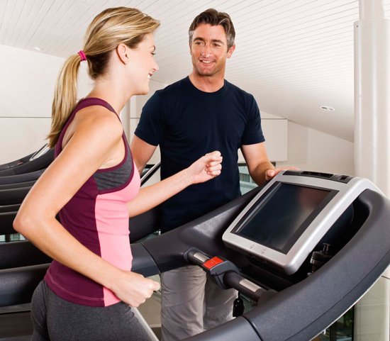 Pick Up A Conversation With The Woman At The Gym