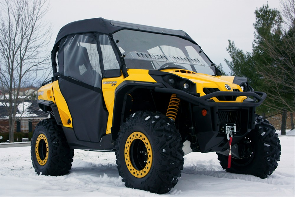 Wish To Buy Can Am Commander Accessories?