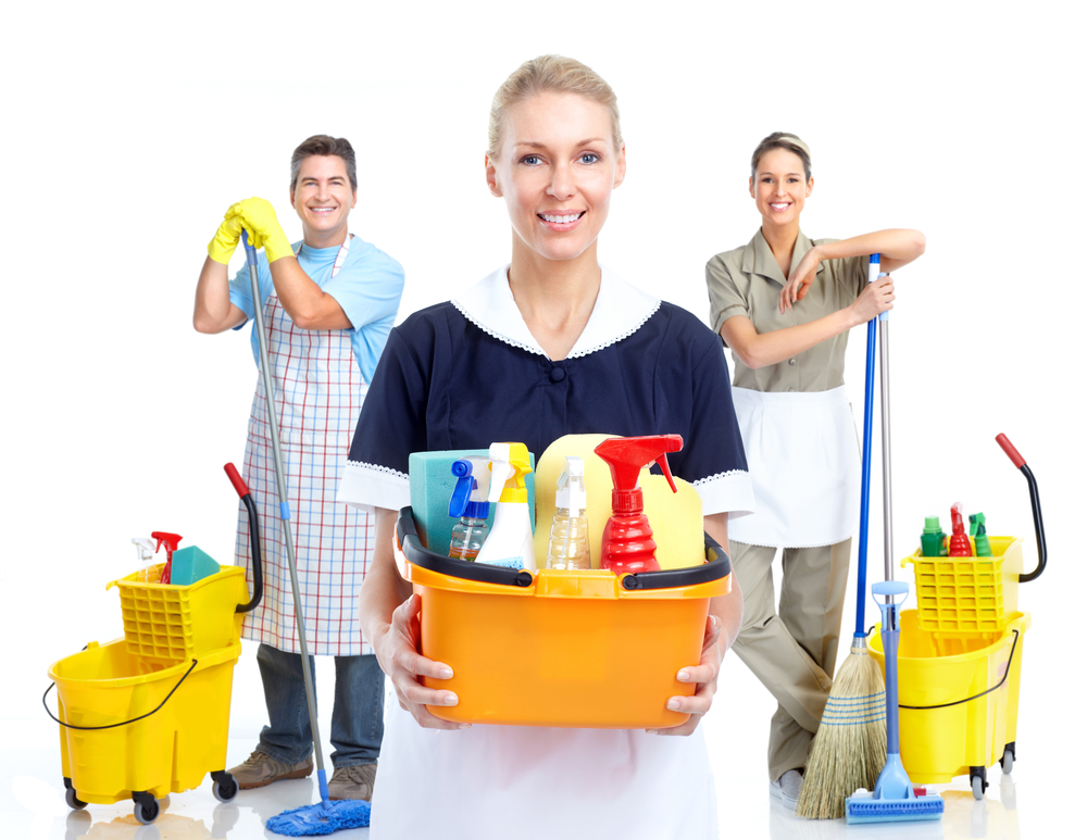 Choosing The Right Office Cleaners
