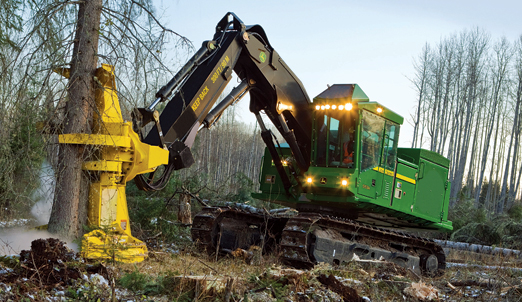 Forestry and Agricultural Equipment Financing