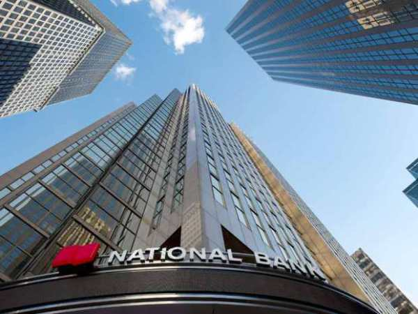 National Bank Of Canada Benefit Bounced, Helped By Budgetary Markets