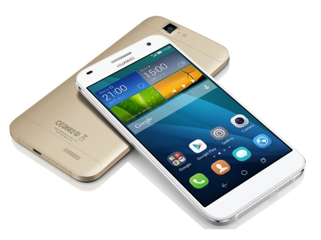 Huawei Ascend G7: Mid-Range Android Smartphone