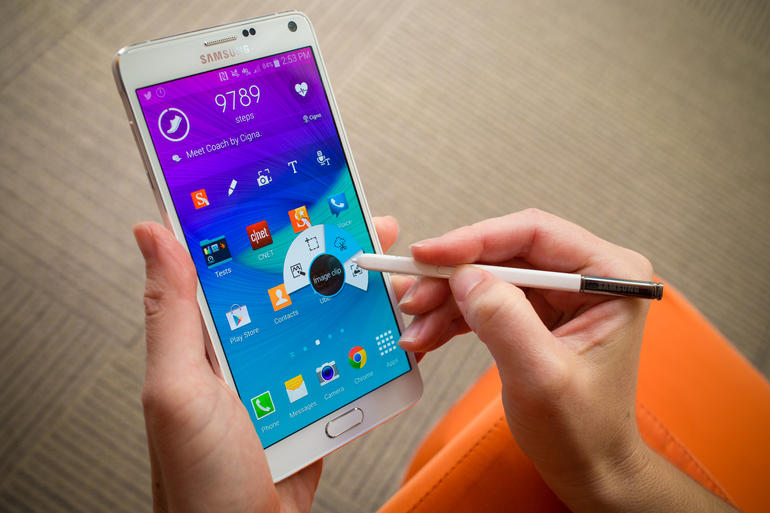 Samsung Galaxy Note 4: The New Approach Of Samsung