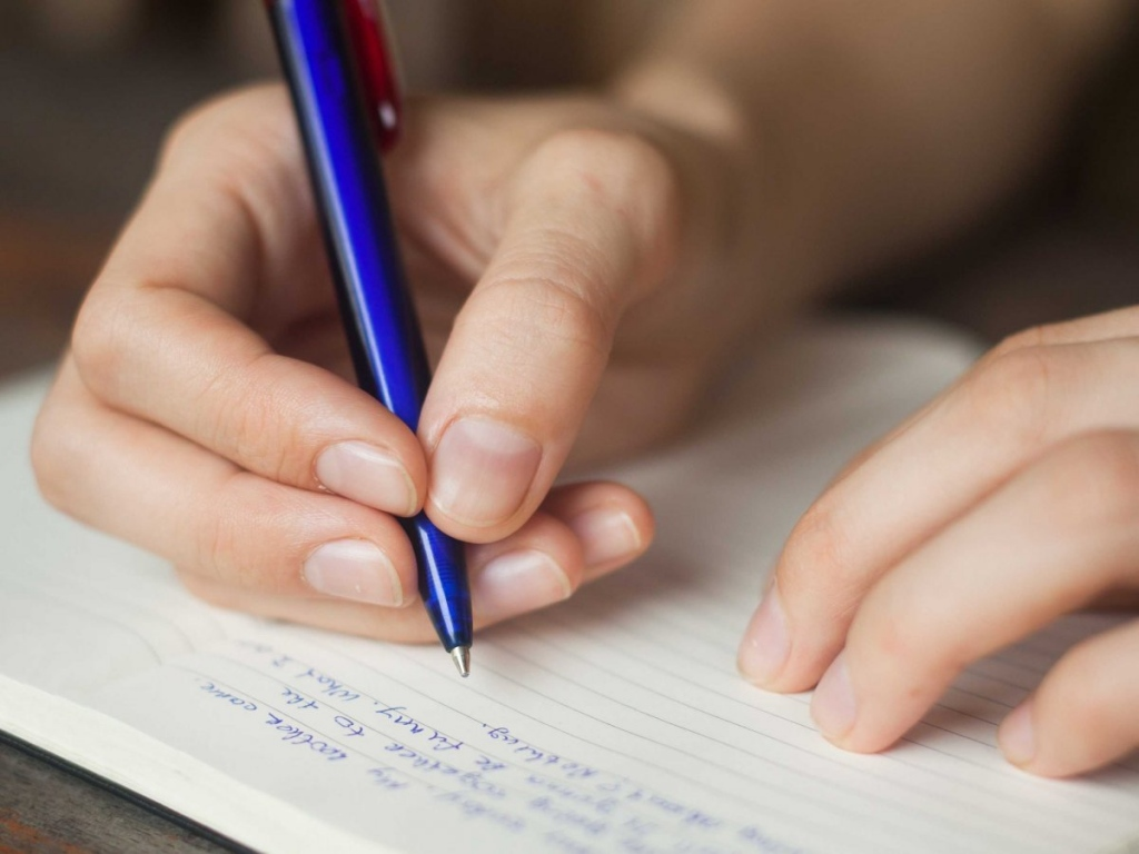 Steps to a Good Hand Writing