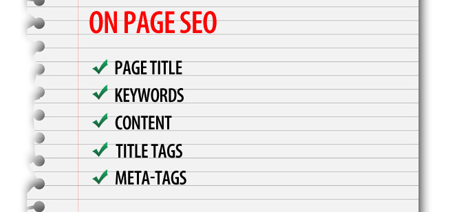 How To Do An On-Page SEO Effectively?
