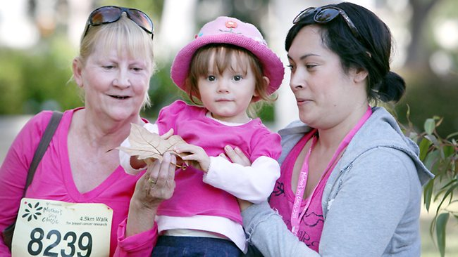 Mother's Day Classic Raises Funds To Battle Breast Cancer