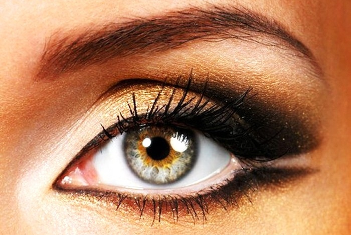 Eyeshadow Ideas For Hazel Eyes