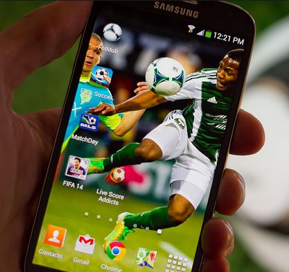 The Best Soccer Apps For The iPhone