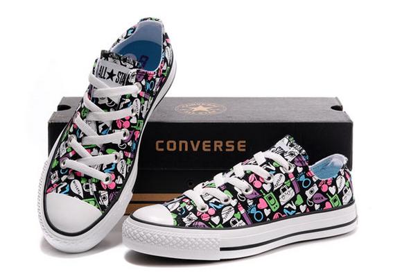 Interesting Beginning Of Converse Designs