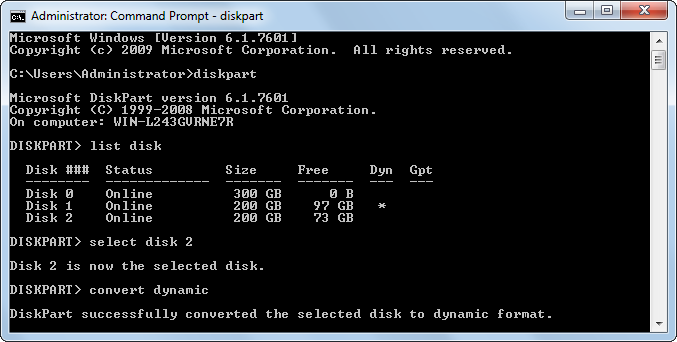 PreInstalled in the Computer 1