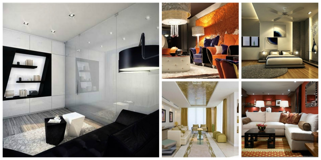 Luxurious colour ideas for your home.
