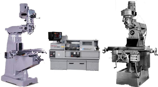 Working Details Of Milling Machine Tools