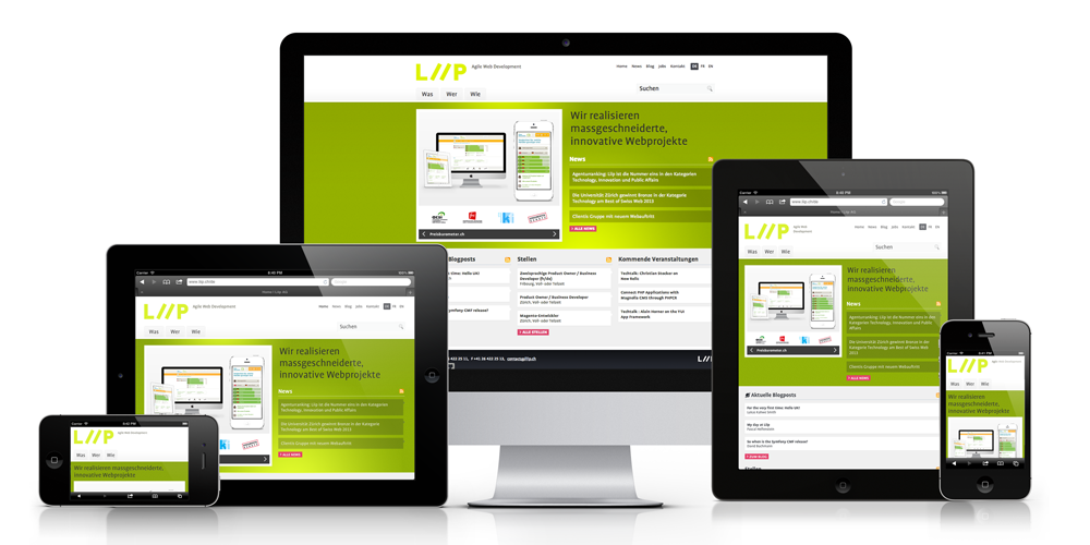Top 3 Reasons To Consider A Responsive Website