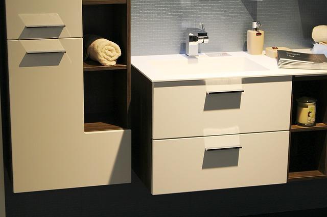 Geometric Trends In Bathroom Renovations