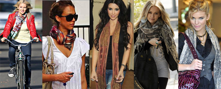 How To Choose Best Fashion Scarves