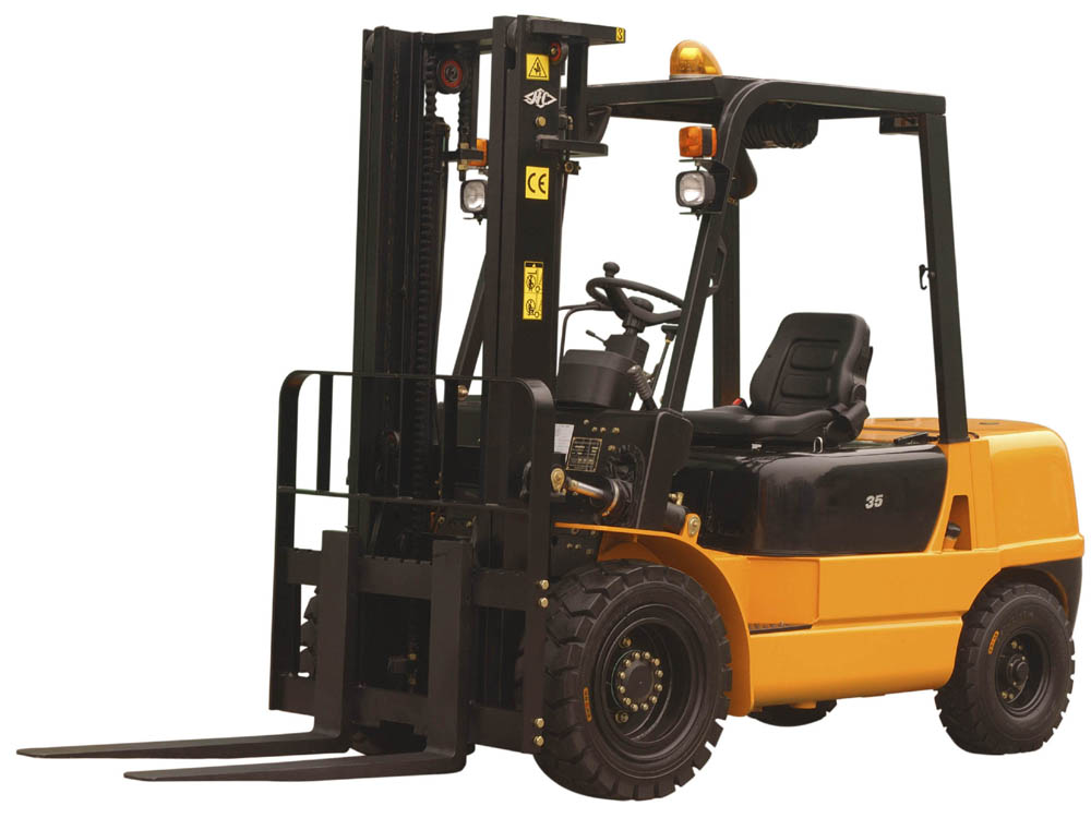 Deciding Whether To Buy A New Or Used Forklift Truck