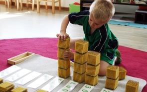 Montessori Education - Aids Student's Interest