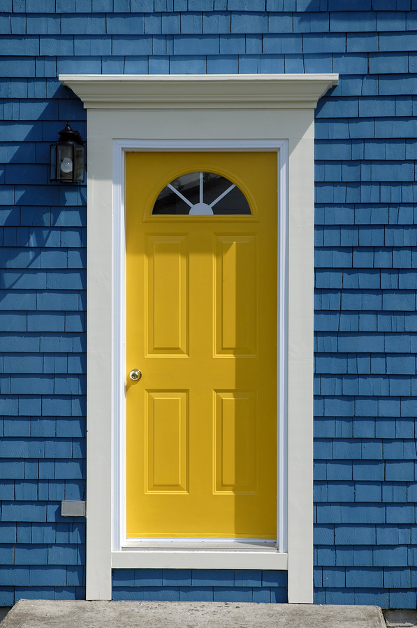 4 Tips For Choosing A New Front Door