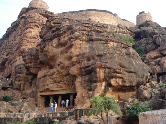 A Refreshing 12 Hour Drive From Bangalore To Explore The Cave Temples Of Badami