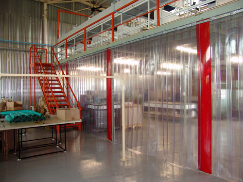 Avail Best Utility Solutions From Curtains For Industries