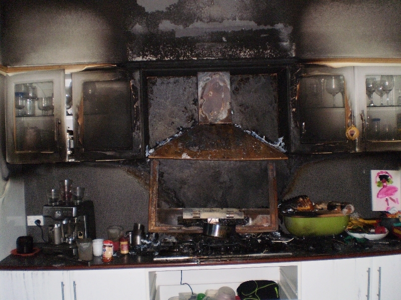 How To Clean Your House After A Fire