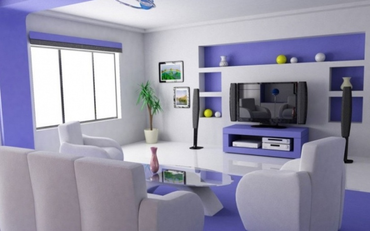 Making Your Home Trendy Through Interior Design