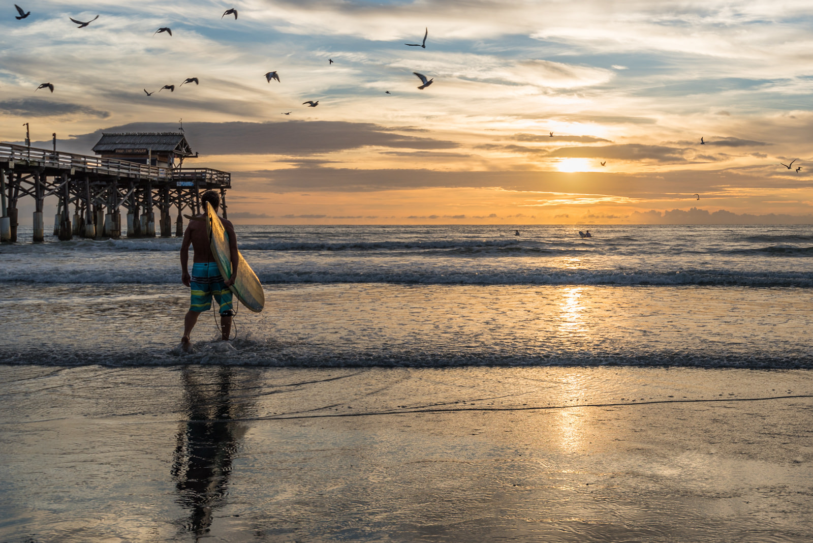 Surfing USA: Hottest Spots