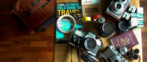 Essential travel stuff