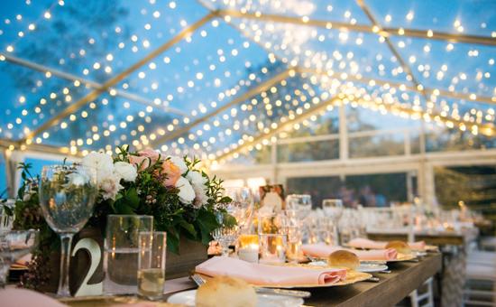 7 Reasons Why Marquee Weddings Are True Dream Weddings