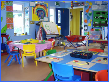 Kindergarten As The Nurturing Place For Pre-School Toddlers