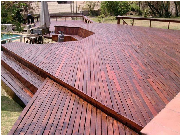 The Many Benefits Of Decking Oil