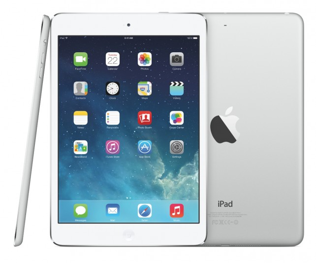 Coming Hands Down On The Tablet Apple iPad Air 4
