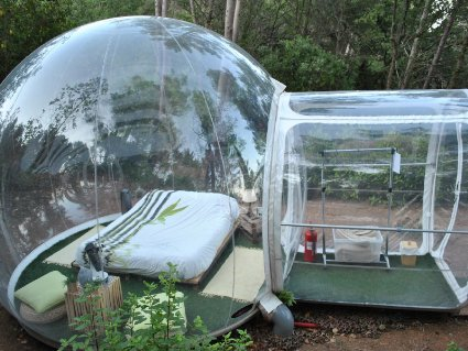 How To Use An Outdoor Inflatable Tent