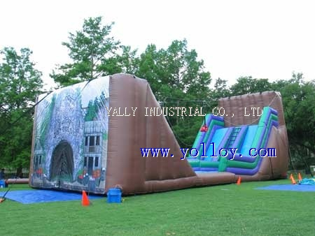 How to choose a good inflatable bouncer house for kids
