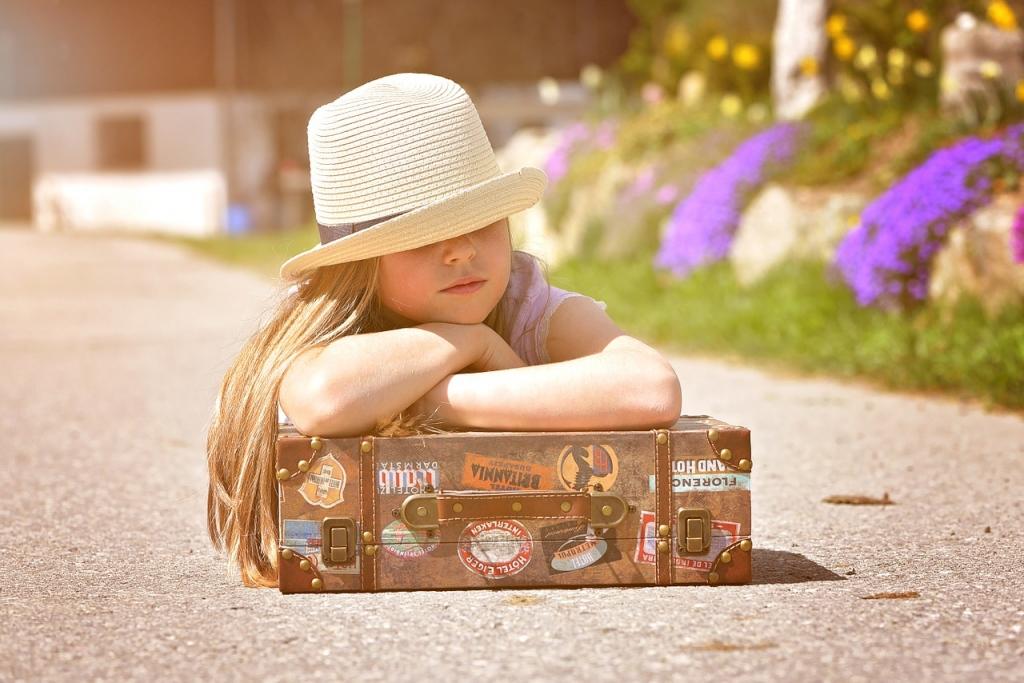 International Vacation Essentials Packing Checklist