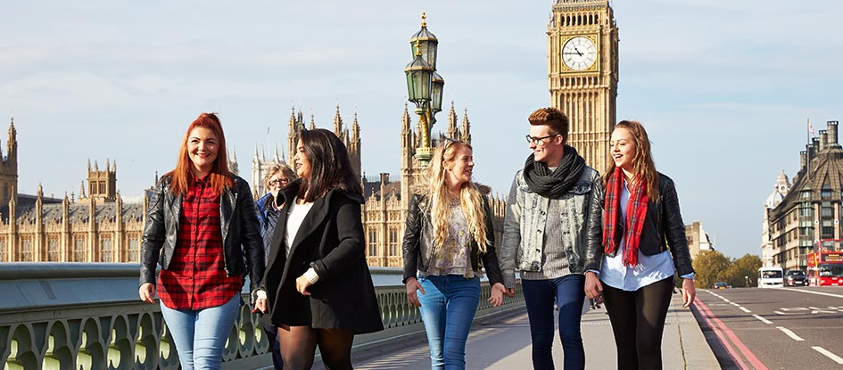 London Briefing For International Students