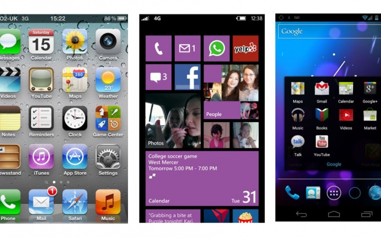 Microsoft Windows Lumia Phones vs. Apple iOS iPhone