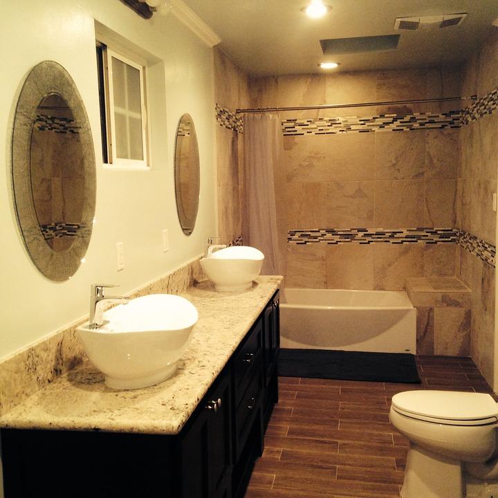 Bathroom Tiles : Dos and Don'ts