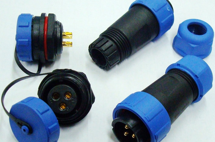 Waterproof Connectors'