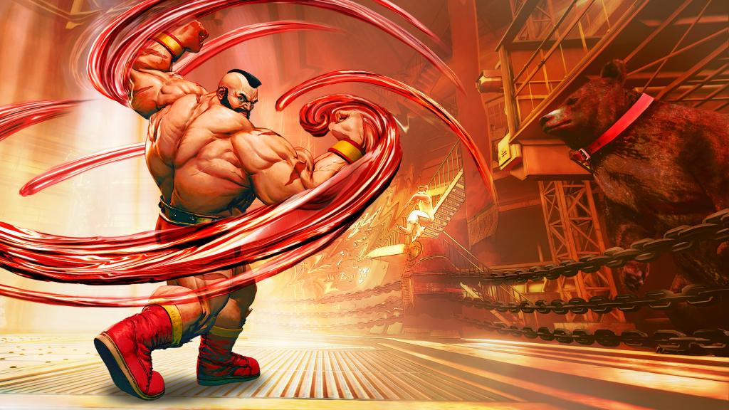 Capcom Responds To Street Fighter 5 Outcry