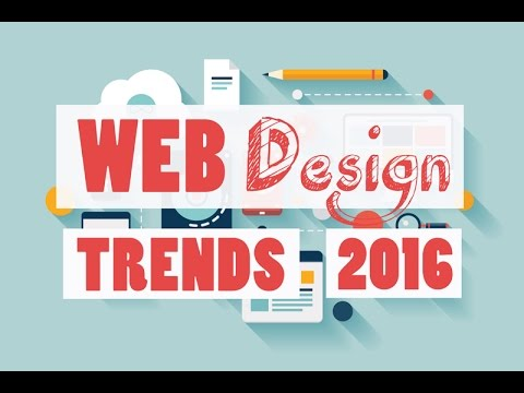 The Web Design Trends That Will Define 2016